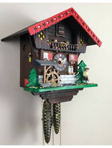 The Woodcutters Cuckoo clock