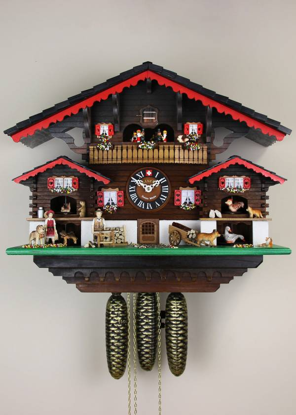 Heidi's Farmhouse Cuckoo clock