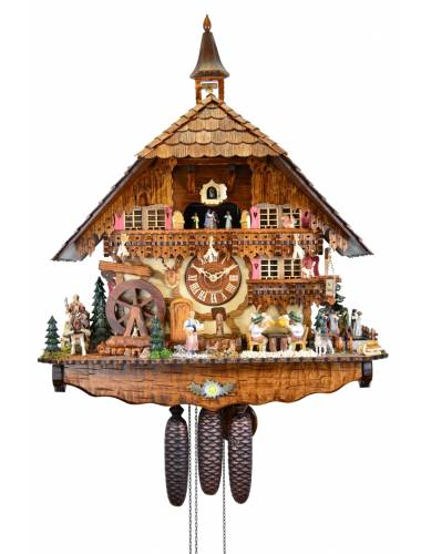 Old Traditional Tavern, Cuckoo clock of the year 2017