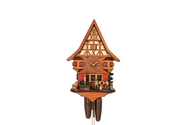 Cuckoo clock of Old Style 19th Century Tavern