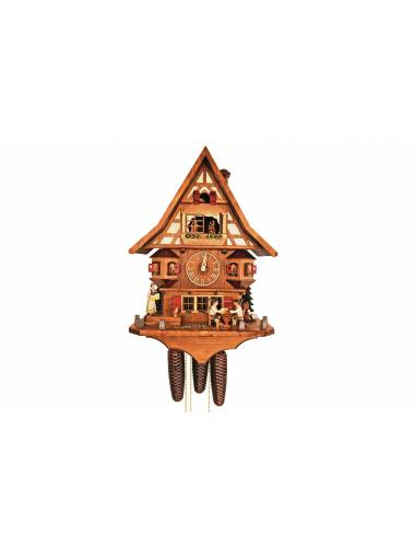 Cuckoo clock of Old Style Bier Keller