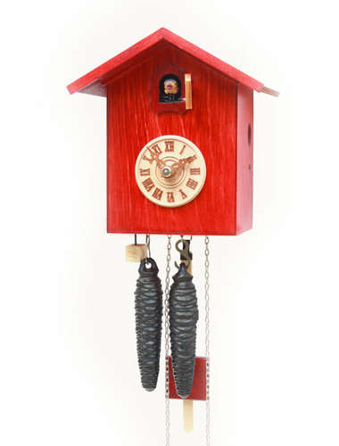 Modern cuckoo clocks - Contemporary cuckoo clock ...