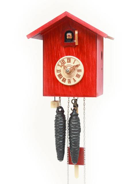 Cuckoo clock design