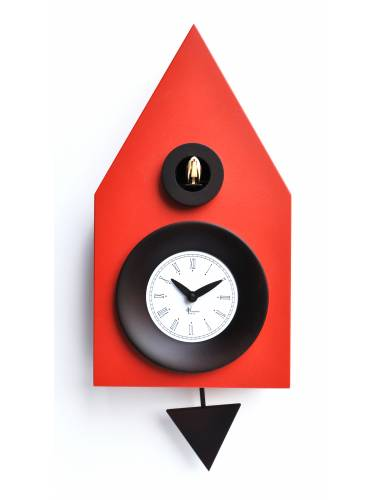 Red Cuckoo clock, Cucu Dark