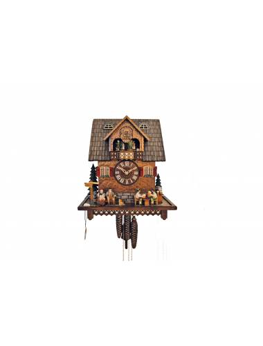 Cuckoo clock in the Bavarian Style