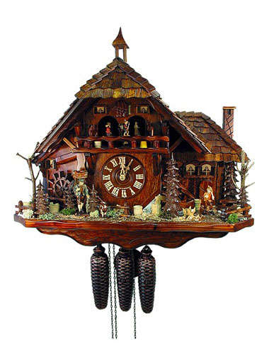 Black Forest Farming Estate Cuckoo clock