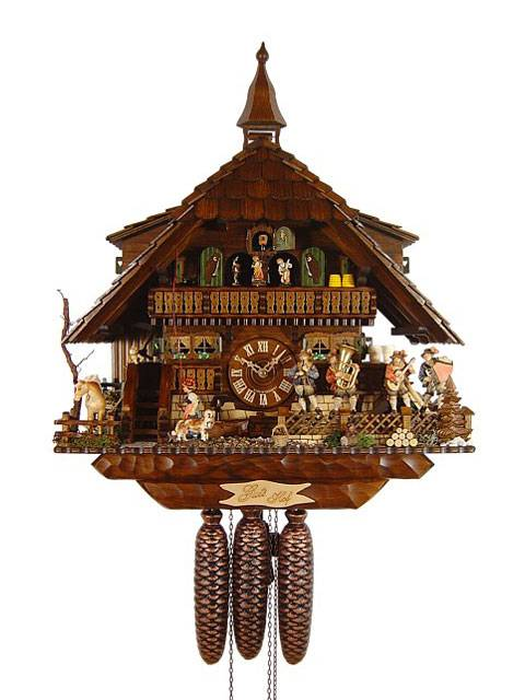Black Forest Farmhouse Cuckoo clock