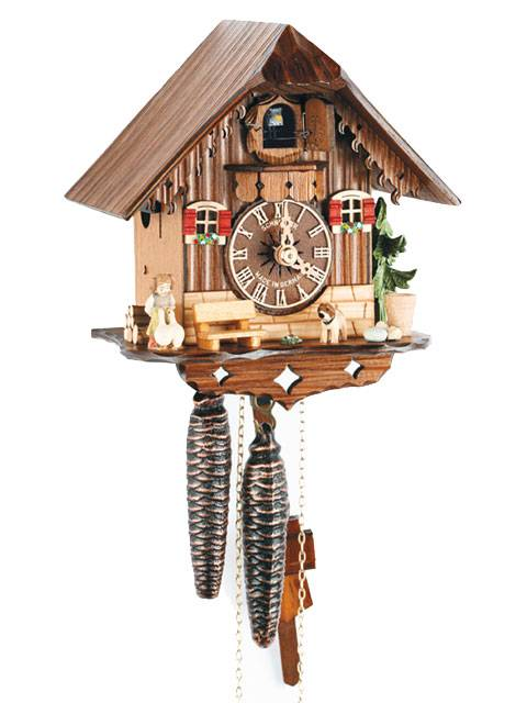 Quartz Farmhouse Cuckoo clock