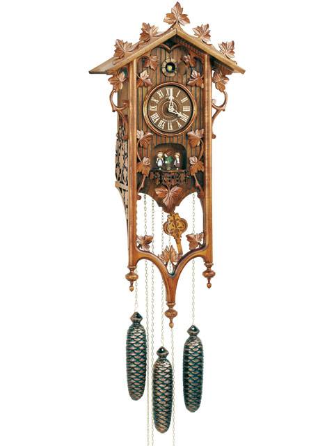 Railroad House Cuckoo clock