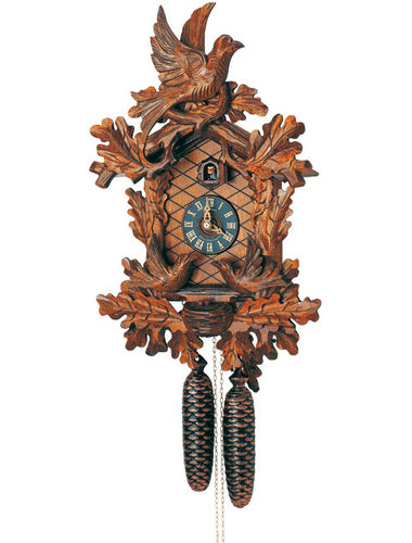 8 day Carved Cuckoo clock