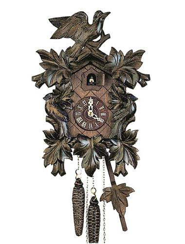 8 Day Cuckoo clock with Woodpeckers