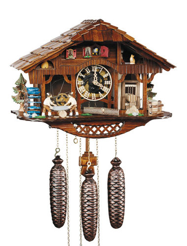 Cuckoo clock of the Woodworkers House