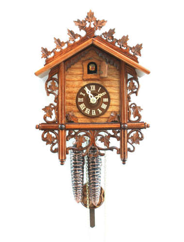 Traditional Station clock