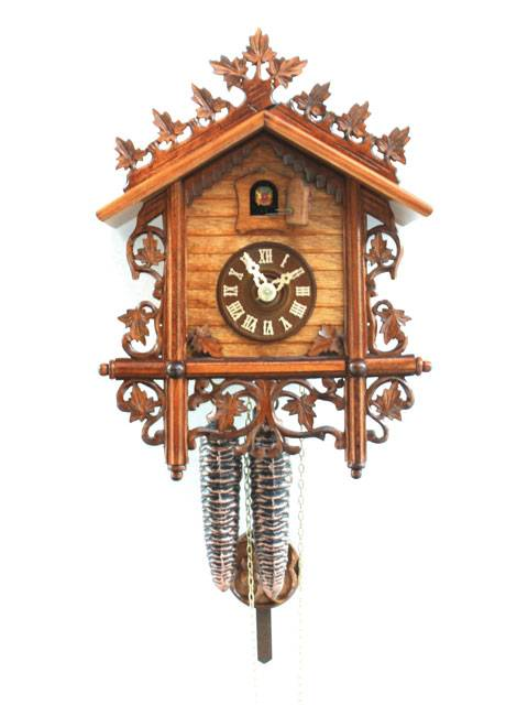 Traditional Station Cuckoo clock