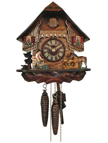 The Blacksmith's Cuckoo clock
