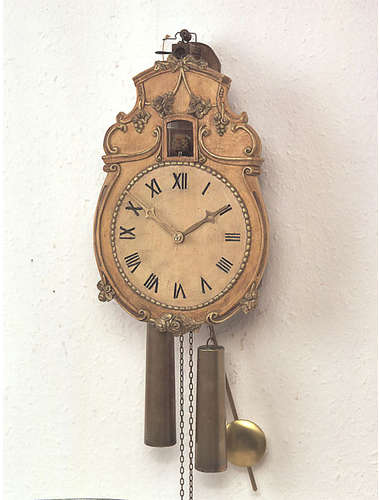 Copy of clock circa 1800