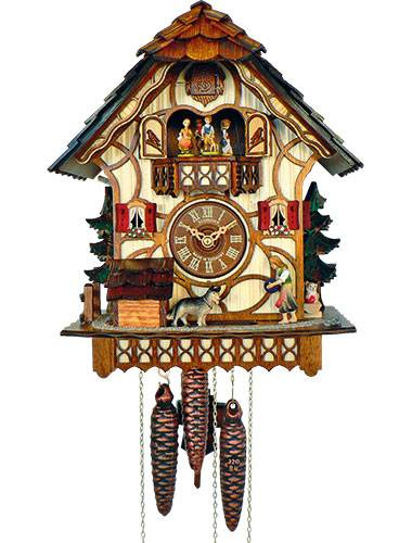 Chalet style Cuckoo clock