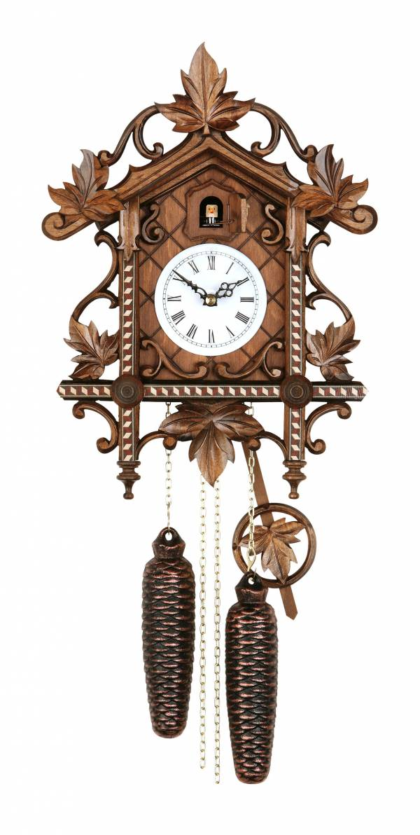 Station House Cuckoo Clock