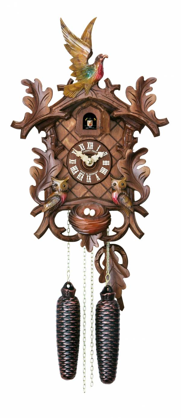 Cuckoo and Owl clock
