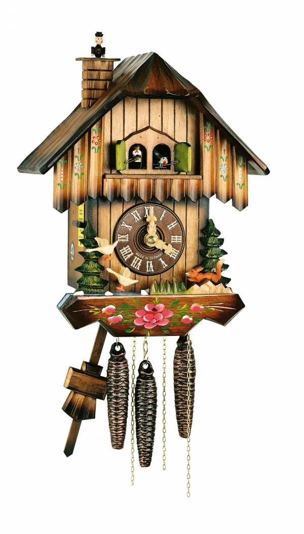Double door musical Cuckoo clock