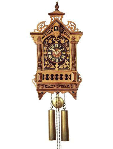 Cuckoo clock in the style of a  Trackwalker's House