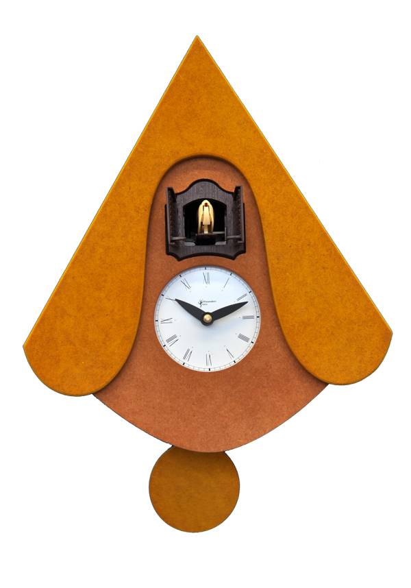 Cucu New, yellow Cuckoo clock